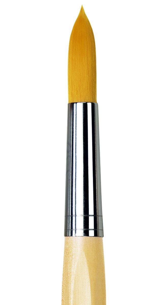 Giallo DA VINCI Serie 303/Pennello 23.5/x 1/x 30/cm setole Sintetiche