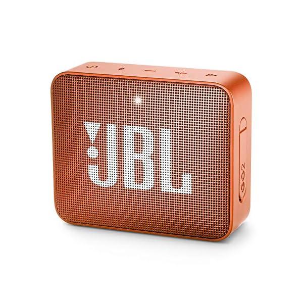 JBL-GO2-Waterproof-Ultra-Portable-Bluetooth-Speaker-Orange