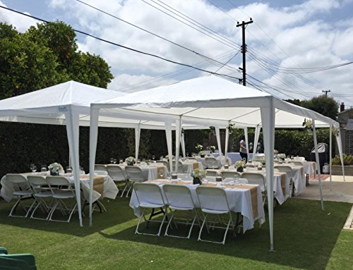 Quictent 10 X 30 Party Tent Gazebo Wedding Canopy Bbq