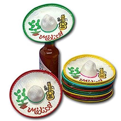 Amazon.com  Mini Mexico Sombreros (Dozen) by JDProvisions  Toys   Games ae82dcfc8d0