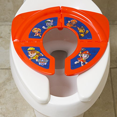 Brand New in Package Nickelodeon Paw Patrol Travel//Folding Potty Seat