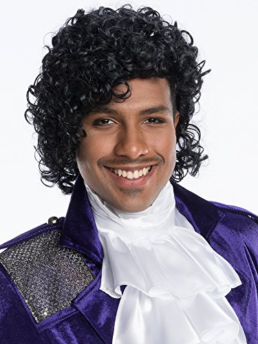 Charades The Purple Artist Adult (Prince Wig)