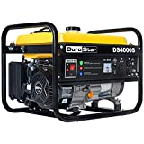 DuroStar DS4000S Gas Powered 4000 Watt Portable Generator - RV Camping Standby