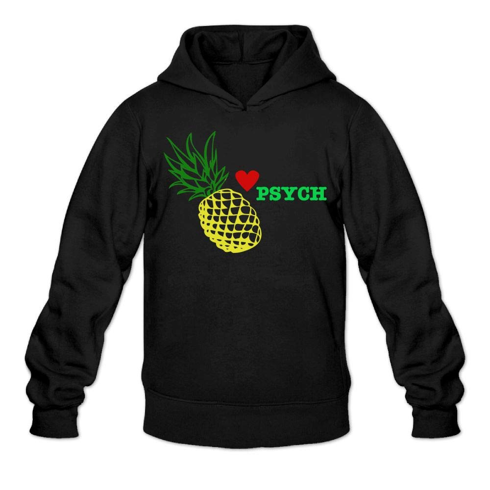 2 Kkajjhd Psych Pineapple Sweatshirt Autumn Winter Mens Long Sleeve Pullovers