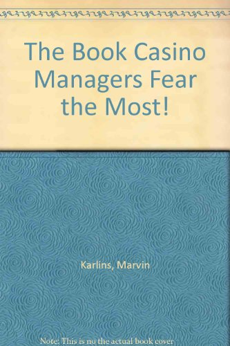 The Book Casino Managers Fear the Most!
