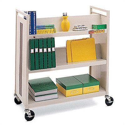 Amazon.com: Metal Double-Side booktruck gris: Electronics