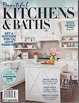 Merveilleux Beautiful Kitchens U0026 Baths Magazine Summer 2017: Various: Amazon.com: Books