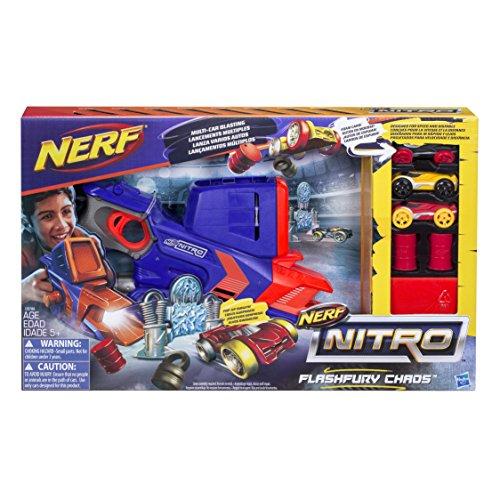 NERF Nitro Flash Fury Chaos