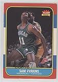 Sam Perkins (Basketball Card) 1986-87 Fleer - [Base] #86