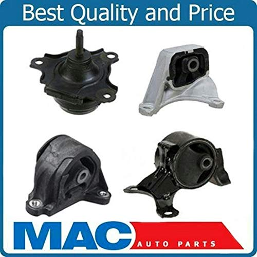 New Engine & Manual Transmission Mounts Fits For Acura RSX Type S Fits For Honda Si 02-05 ()