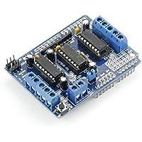 Ueetek L293D Motor Drive Shield pour Arduino Duemilanove Mega UNO R3AVR