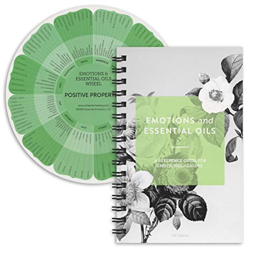 Book Softcover Display (Emotions & Essential Oils Reference Book & Wheel, 7th Edition)
