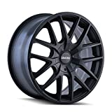 "Touren TR60 3260 Wheel with Matte Black Finish (18x8""/5x1..."