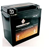 Chrome Battery YB16CL-B Jet Ski Battery for KAWASAKI JS65...