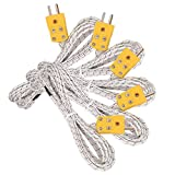 szzijia 5pcs 3M K Type Mini-Connector