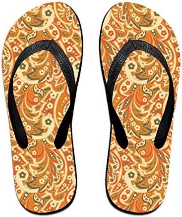 ビーチシューズ ペイズリー ビーチサンダル 島ぞうり 夏 サンダル ベランダ 痛くない 滑り止め カジュアル シンプル おしゃれ 柔らかい 軽量 人気 室内履き アウトドア 海 プール リゾート ユニセックス