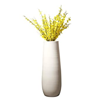 Amazon.de: SYHPDT Keramikvase, europäischer Stil, große Vase, modern ...