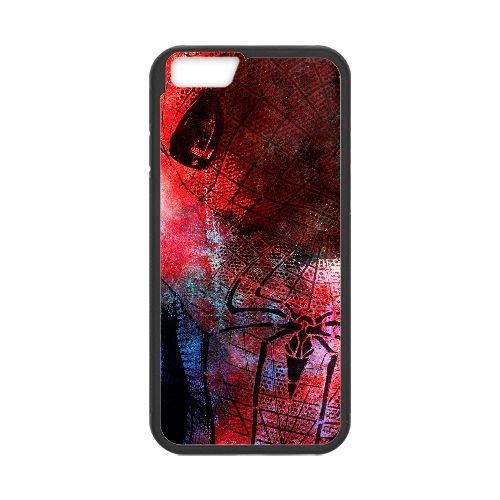 Pictures Of Spiderman 018 coque iPhone 6 Plus 5.5 Inch Housse téléphone Noir de couverture de cas coque EEEXLKNBC18468
