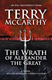 Front cover for the book The Wrath of Alexander the Great by Terry McCarthy