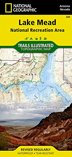 ecreation Area (National Geographic Trails Illustrated Map) ()