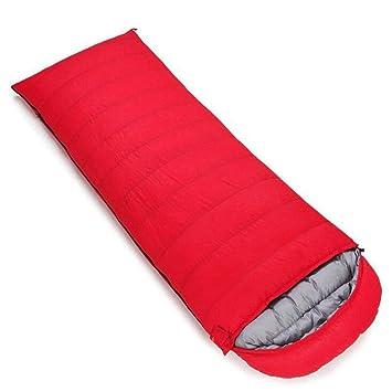 El saco de dormir del sobre, el acampar al aire libre adulto mantiene caliente el