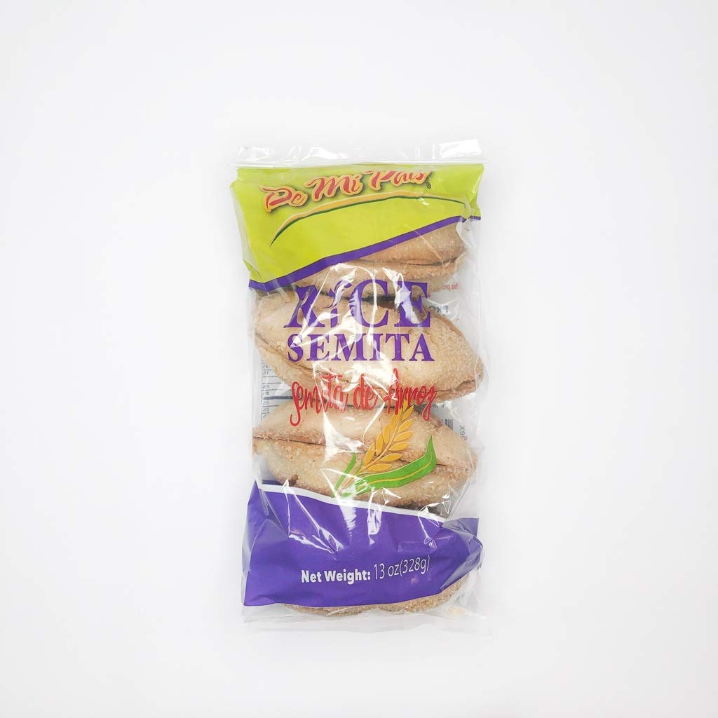 DMP Semita de Arroz / Sweet Rice Bread 12-PACK (BOX)