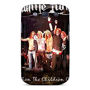 Protective Hard Cell-phone Cases For Samsung Galaxy S3 (UKA9117cXwH) Customized Nice Bon Jovi Pattern