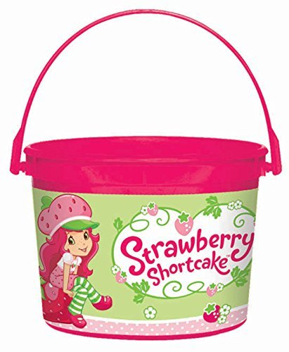 (Strawberry Shortcake Party Favor Container)