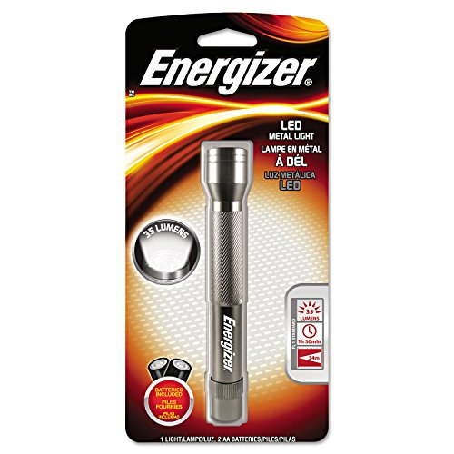 EVEENML2AAS - Energizer LED Metal Flashlight