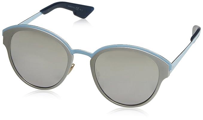 Amazon.com: Christian Dior Sun/S – Gafas de sol azul/Light ...