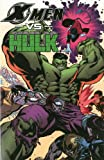 img - for X-Men vs. Hulk book / textbook / text book