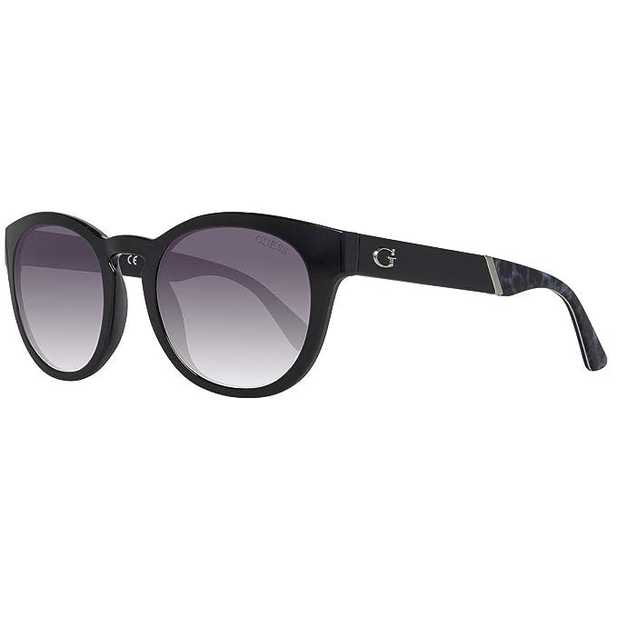 Guess Sonnenbrille Gu7473 01B 52 Gafas de sol, Negro ...