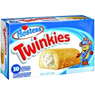 Hostess Twinkies, Original, 10 Count (Pack of 6)