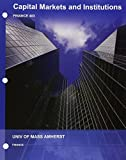 img - for CAPITAL MARKETS AND INSTITUTIONS book / textbook / text book