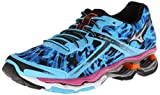 Mizuno Women's Wave Creation 15 Running Shoe,Blue,11 B US
