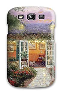 New Style Case Cover, Fashionable Galaxy S3 Case - Painting