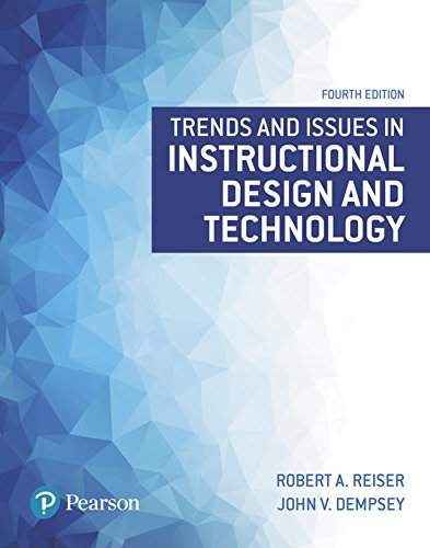Trends and Issues in Instructional Design and Technology (What's New in Ed Psych / Tests & Measurements)