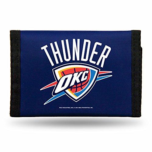 Oklahoma City Thunder Nylon Trifold - City Oklahoma Mall