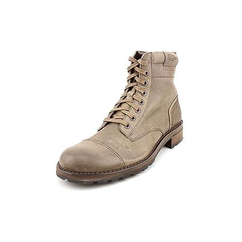 Wolverine Montgomery - Botines chelsea de cuero hombre, color gris, talla 41: Amazon.es: Zapatos y complementos