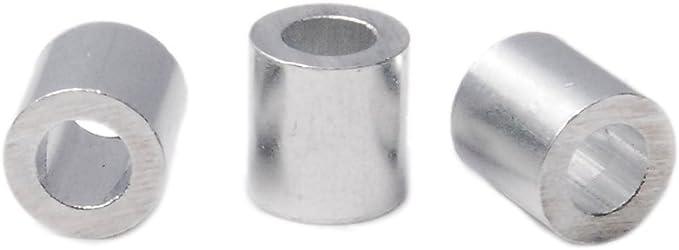 Wire Rope Lock Head(Wire Key),Wire Clip,Wire Rope, Wire Fixation,Wire Tighten REDHAT 4mm-Wire Stopper