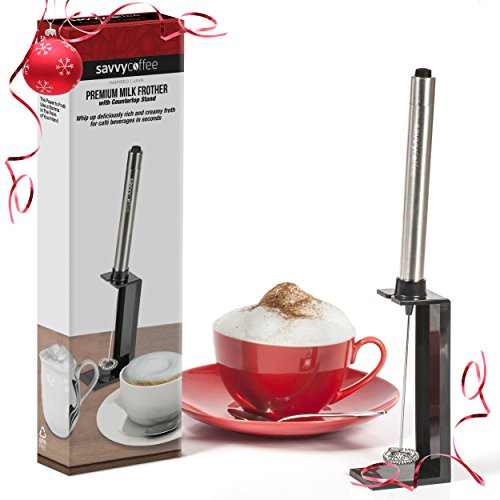 Savvy Coffee Handheld Frother Stand product image