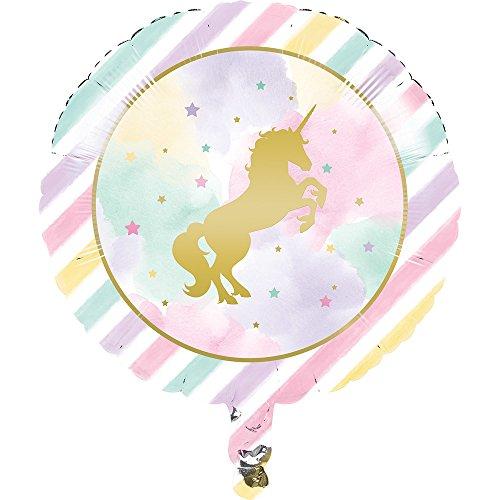 Creative Converting Unicorn Sparkle 18