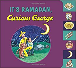 Image result for it's ramadan curious george