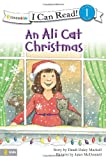 An Ali Cat Christmas (I Can Read! / Ali Cat Series)