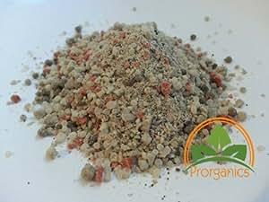 Flores y verduras Smart Release Plant Food con Osmocote por prorganics (5libras) 10–10–5