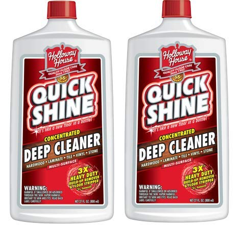 (Quick Shine Concentrated Deep Cleaner; 27 oz. (Pack of 2))