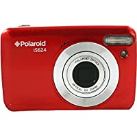 Vivitar Polaroid 16MP 6x Optical IS624 Red