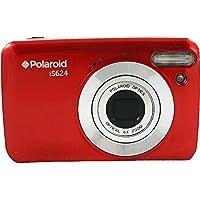 Vivitar Polaroid 16MP 6x Optical IS624 Red