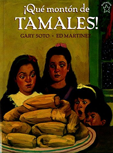 ¡Qué montón de Tamales! (Spanish Edition) (Christmas In Languages Many)