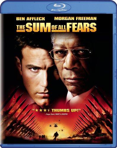 Sum Of All Fears Edizione: Stati Uniti USA Blu-ray: Amazon.es ...